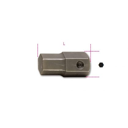 727/ES22 Csavarhúzóbetét külső méret 22 mm