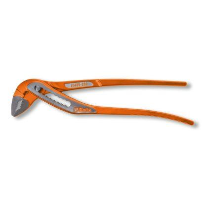 1048V Vízpumpafogó, villás narancssárgára lakkozott
