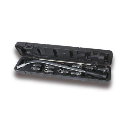1477/C10 9 darabos sarokcsillagkulcs készlet ékszíjtárcsaanyához