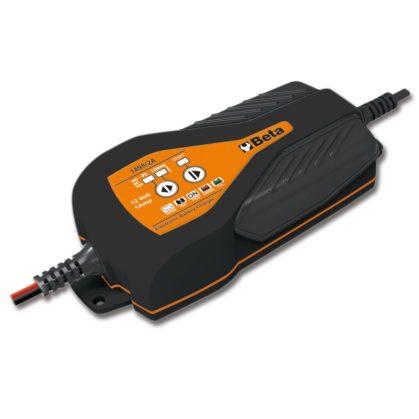 1498/2A 12 V elektronikus motorkerékpár akkumulátor töltő