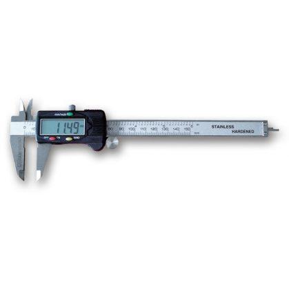 1651DGT Digitális tolómérő Pontosság: 1/100 mm