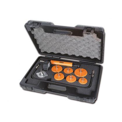 1759HD/TRUCK Teherautó hűtőrendszer ellenőrző és tömítő készülék