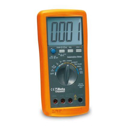1760DGT Automotív univerzális digitális multiméter