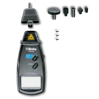 1760/TC2 Digitális fordulatszámmérő műszer