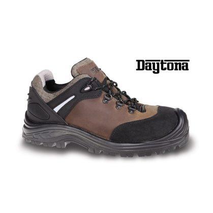 7293NB Zsírozott nabukbőr cipő, mérsékelten vízálló