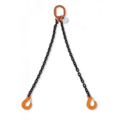 8092 rögzítő emelőheveder 2 karos lánc táskában