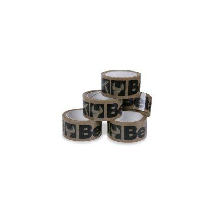 9589A/36 36 tekercs ragasztószalag Beta logoval, barna