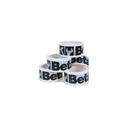 9589B/36 36 tekercs ragasztószalag Beta logoval, fehér