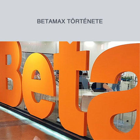 Beta Max története