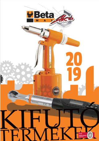 BetaMAX 2019 Kifutó termékek