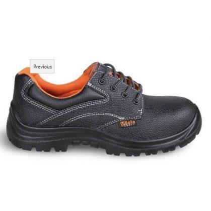 7241 EN EASY Mérsékelten vízálló bőrcipő