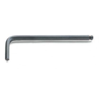96BP/AS mm Hajlított gömbfejű imbuszkulcs, barnított
