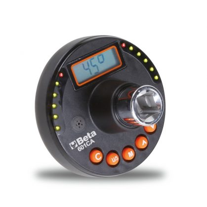 601CA Digitális szögmérő nyomaték és szögérték meghúzáshoz