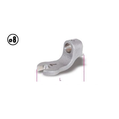 641 Villáskulcs fejek a 604B/5 és a 604B/10 modellhez Külső négyszög: 8 mm