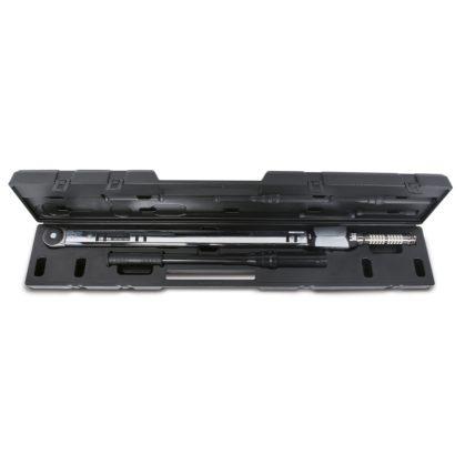 678/C kioldó nyomatékkulcs egyszerű racsnival jobb oldali és bal oldali meghúzásokhoz meghúzási pontosság ± 4% fémdobozban