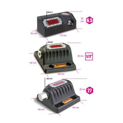680 Elektronikus nyomatékmérő készülék