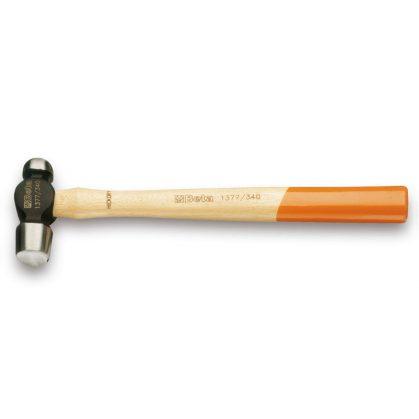 1377 Gömbfejű lakatos kalapács, amerikai modell, fanyéllel