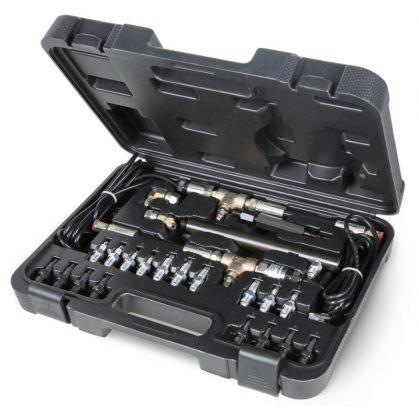 1464PF Fékrendszer nyomást ellenőrző készlet, a 1464T egységgel együtt történő használatra