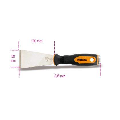 1479RB/3 Egyenes széles kárpitpatent kiszedő szerszám