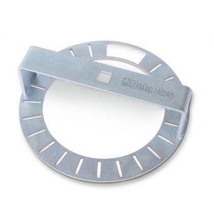 1482A/5 Üzemanyagtartály úszó rögzítőgyűrű kulcs, 22 körcikkes