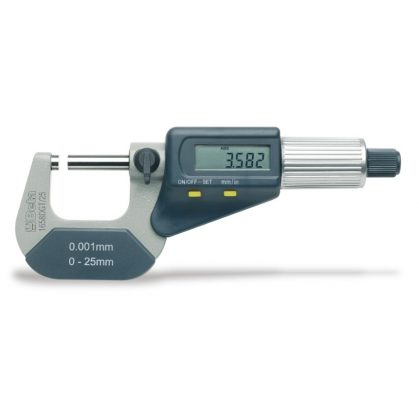 1658DGT Mikrométer Pontosság: 1/1000 mm