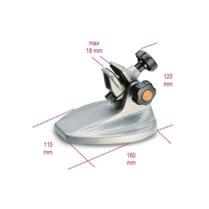 1658SP/1 Mikrométer-állvány