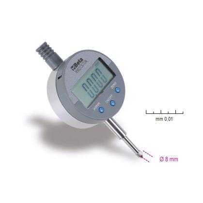 1662DGT/A Digitális mérőóra század pontosságú mérés