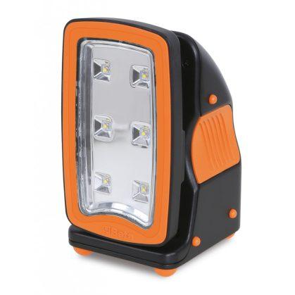 1838FLASH Ultrakompakt feltölthető lámpa, legjobb megoldás mindenféle körülmények között.
