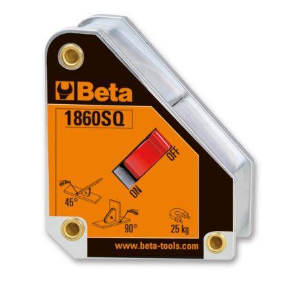 BETA 1860SQ 45°/90° mágneses négyszög