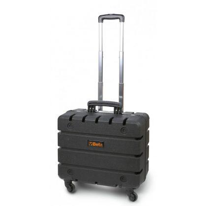 2037/TV polipropilén húzható szerszámtartó táska 4 elforduló kerékkel