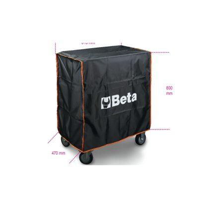 BETA 2400-COVER C24S Nylon takaró a C24S/SA - C39 fiókos szerszám kocsikhoz
