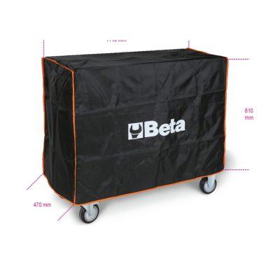 BETA 2400-COVER C24SA-XL Nylon takaró a C24SA-XL fiókos szerszám kocsihoz