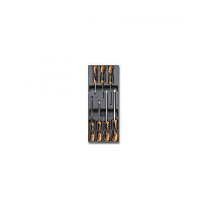 T199 Merev hőformált tálca szerszámkészlettel