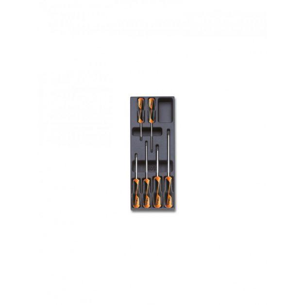 T202 Merev hőformált tálca szerszámkészlettel