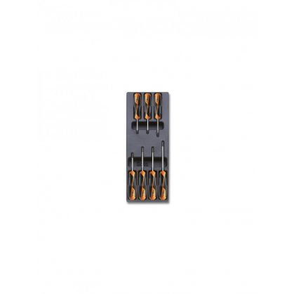 T205 Merev hőformált tálca szerszámkészlettel