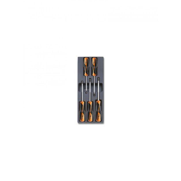 T206 Merev hőformált tálca szerszámkészlettel