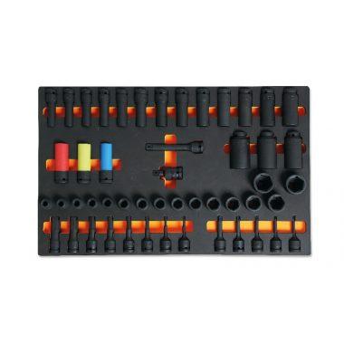 BETA 2451 MV128 Puha hő formált műanyag tálca M128