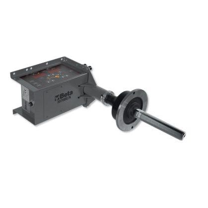 3070BE/K Hordozható, kézzel hajtott elektronikus kerékkiegyensúlyozó