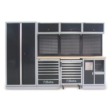 BETA C45/W  C45 műhelyberendezés összeállítás