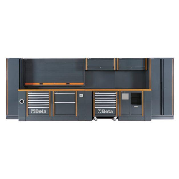 C55 teljes műhelyberendezés összeállítás RSC55