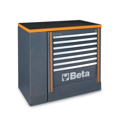 BETA C55BG/1 Munkapad hosszabbító, 1 m széles