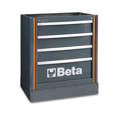BETA C55M4 4 fiókos rögzített modul műhelyberendezéshez