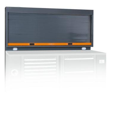 BETA C55PSE-G Redőnyös fali szerszámtartó rendszer 2 elektromos aljzattal (az aljzat nem tartozék)