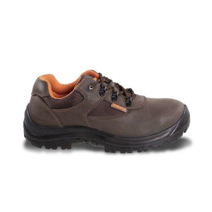 7235B action nabuk bőr cipő, mérsékelten vízálló, nylon betétekkel