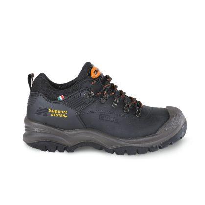 BETA 7293HN Vízálló nubuk cipő, oldalt erősített bokarész