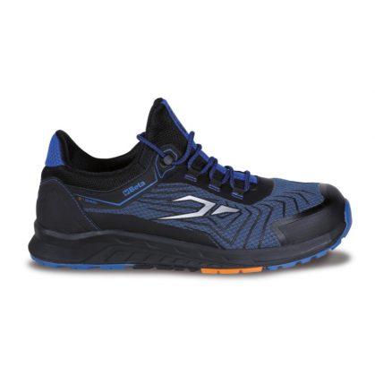 BETA 7352B Jól szellőző mesh szövet cipő TPU betétekkel