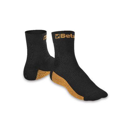 7429 Maxi Sneaker zokni védő és szellőző betétekkel L