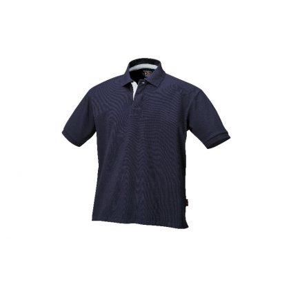 7546BL Három gombos pólóing