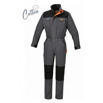 BETA 7935G Overall (munkaruha), 100% elasztikus pamut, 220 g/m2 Slim fit