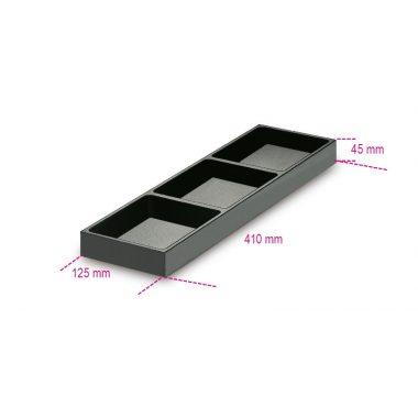 VP-3SC Hőformált műanyag tálca kis tárgyak elhelyezésére a C38 szerszámkocsihoz